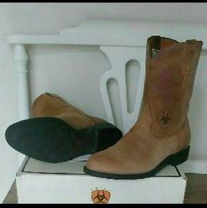 Mens Ariat Roper Boots 11.5 D